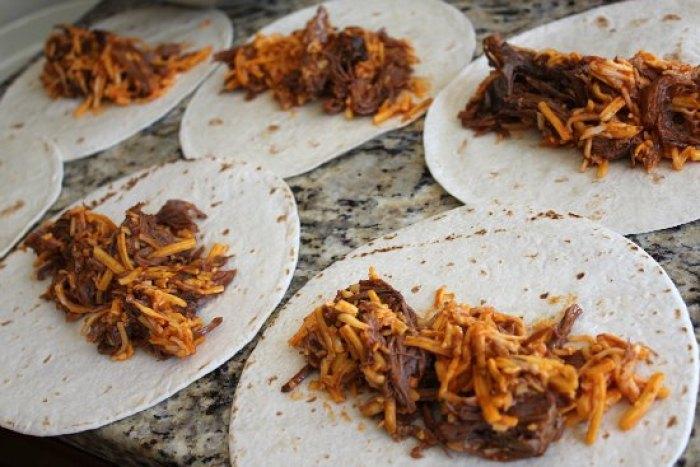 Freezer Meal - Beef Enchiladas Recipe