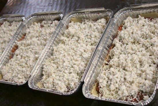 Freezer Meals - Lasagna with Meat Sauce 3