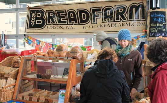 fresh local  bread farm