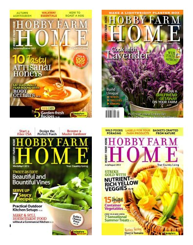 hobby farm home magazine coupon deal