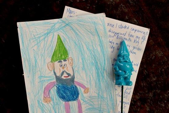 Garden Gnomes Mavis St. Jude Fundrasier