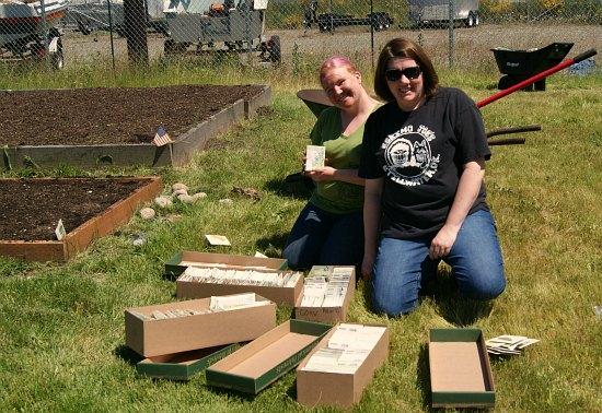 JBLM community gardens mavis