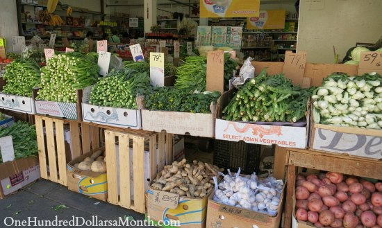 china town san francisco market