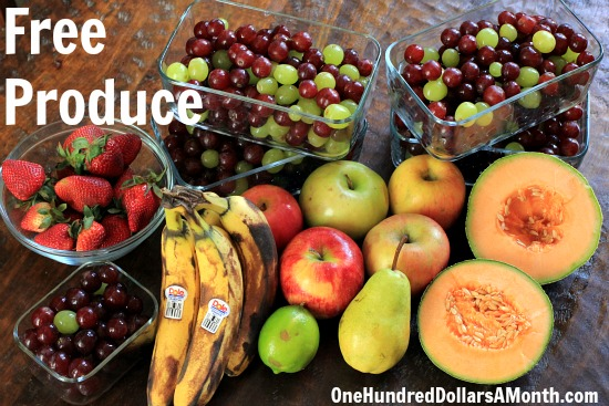 free-produce-food-waste-in-Amercia