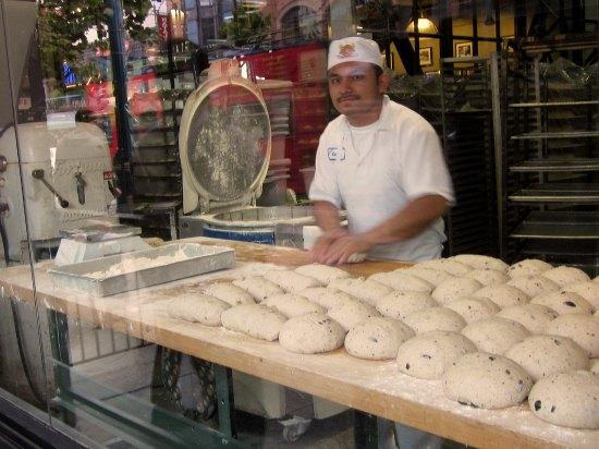 san francisco boudin bakery