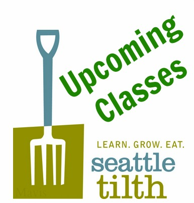 Seattle tilth fall classes