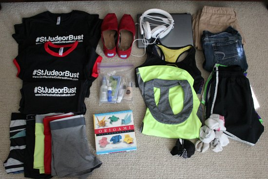 Packing Light for Carry On Travel