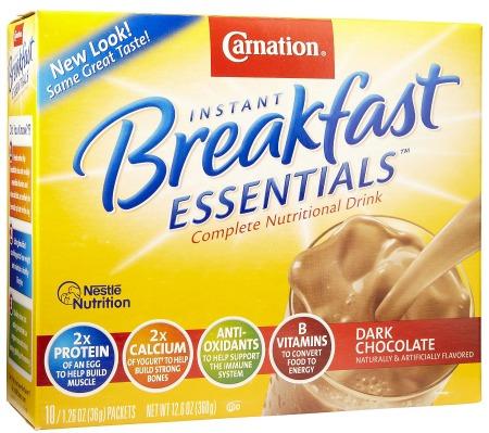 carnation instant breakfast