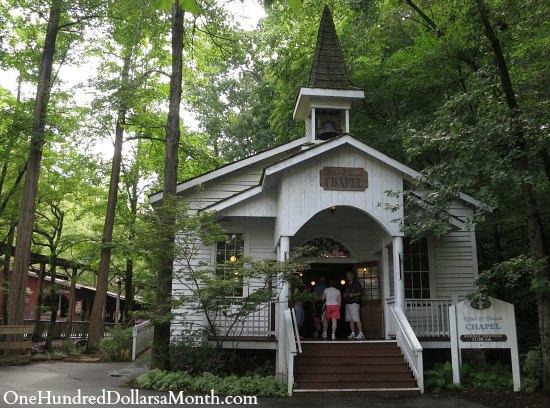 dollywood chapel
