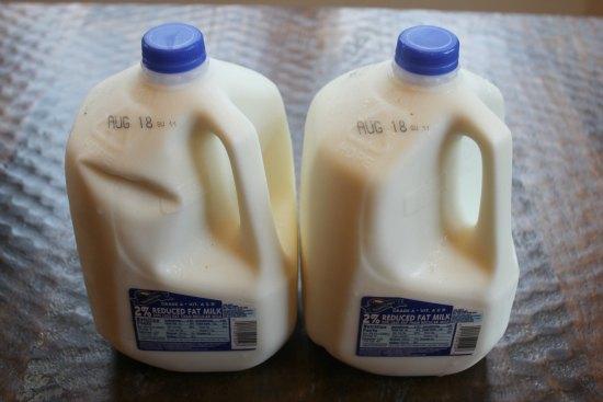 gallon milk