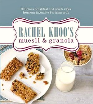 rachel khoo's muesli & granola
