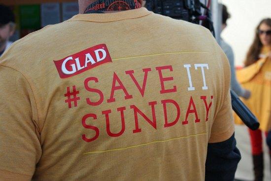 #SaveItSunday