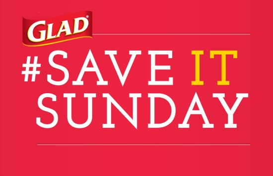 #SaveItSunday