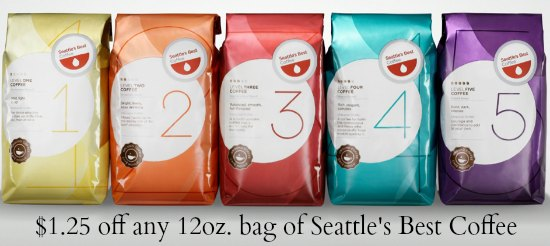 seattle's best coffee coupon