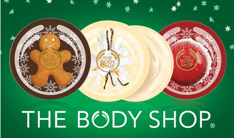 the body shop groupon