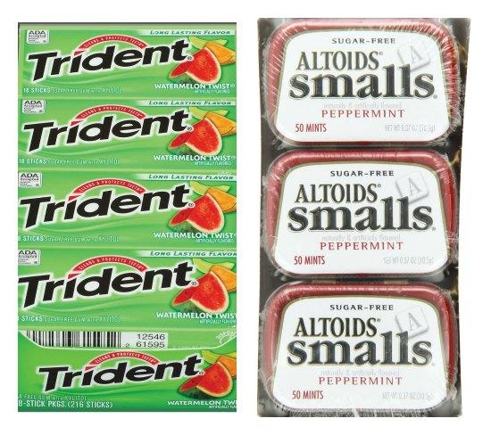 trident watermelon gum