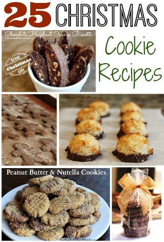 25 christmas cookie recipes one hundred dollars a month