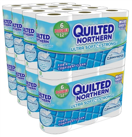 quilted northern toilet paper coupons
