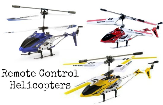 remote control Helicopters