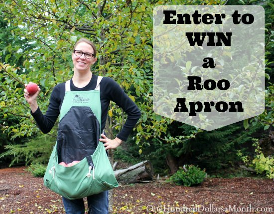 roo apron giveaway