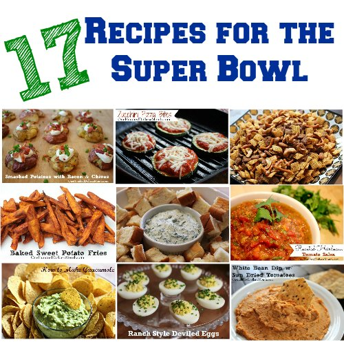 The Best Super Bowl Appetizer Recipes