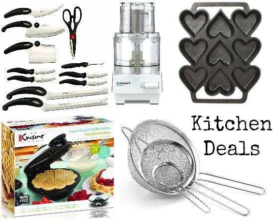 amazon kitchen deals