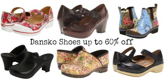 dansko shoes sale coupon