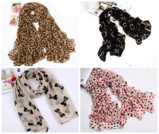fun scarves