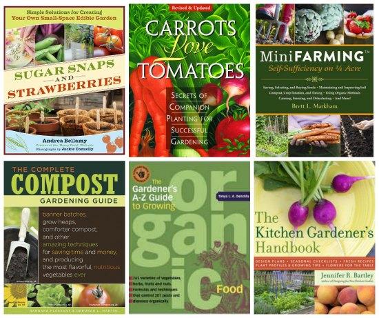 the best gardening books