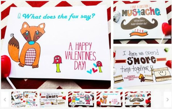 what does the fox say valentines