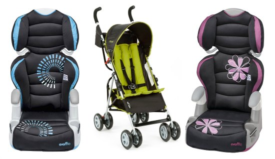 baby stroller booster seat