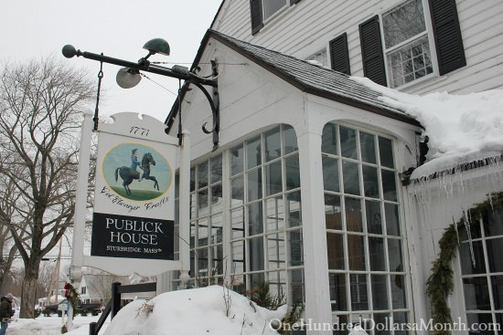 publick house sturbridge massachusetts
