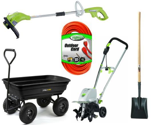 deals on garden tools