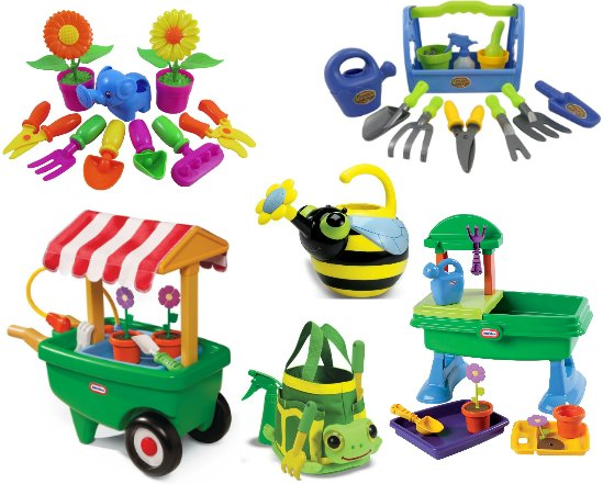 garden tools for kids