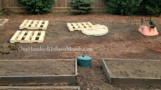 how-to-make-a-pallet-garden