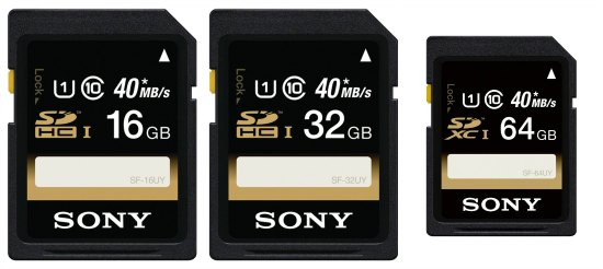 sony flash drives