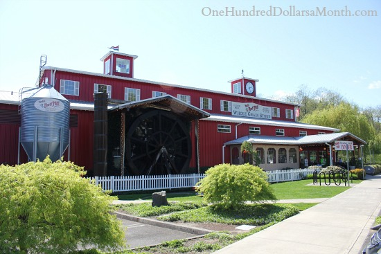 Bobs Red Mill Whole Grain Store and Cafe