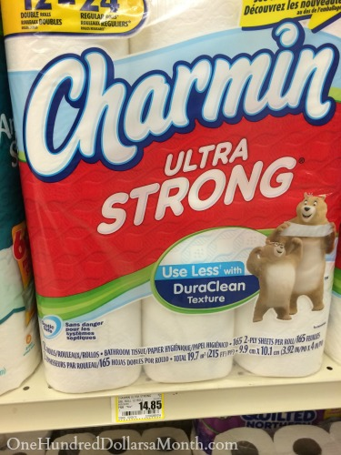How Much Does toilet paper Cost in Craig, Alaska