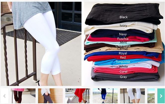 cari leggings