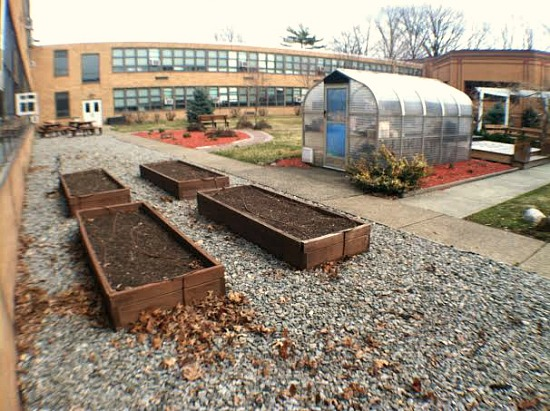 Saddle Brook High School School Garden