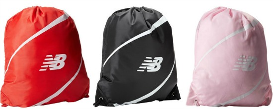new balance drawstring sacks