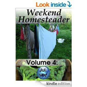 Weekend Homesteader July