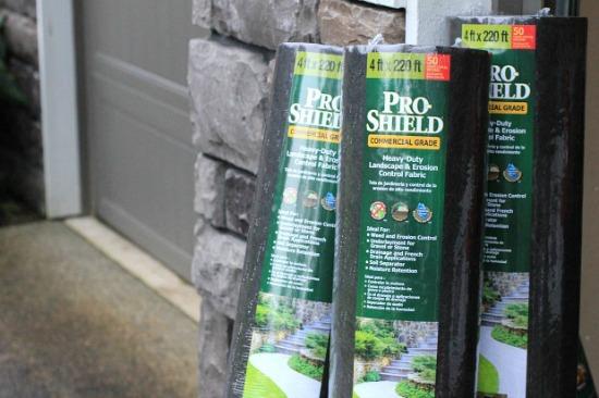 pro shield landscape-fabric
