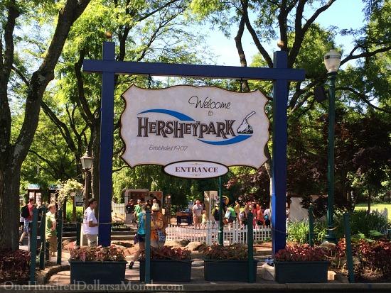 Hersheypark, Pennsylvania