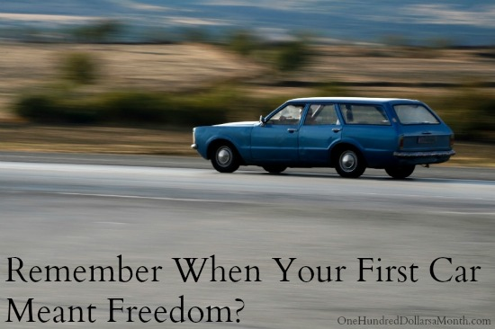 Remember When Your First Car Meant Freedom