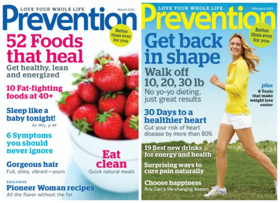 prevention magazine