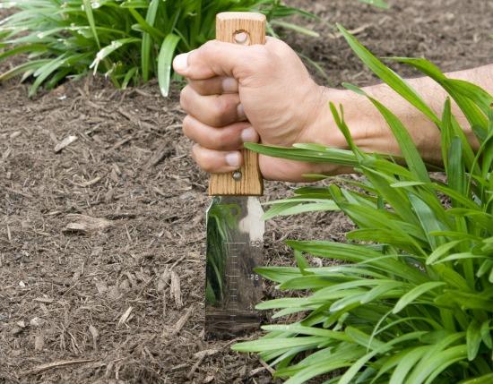 Japanese Hori Hori Garden Landscaping Digging Tool With Stainless Steel Blade  Sheath