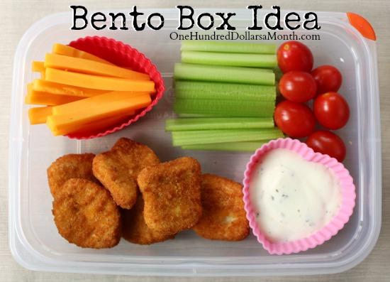 bento box ideas