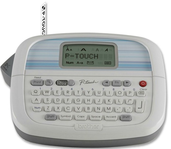 brother P Touch Labeler