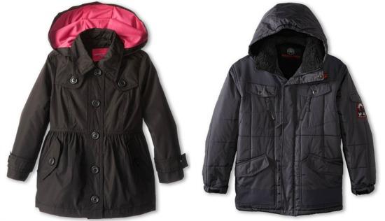 girls london fog trench coat sale